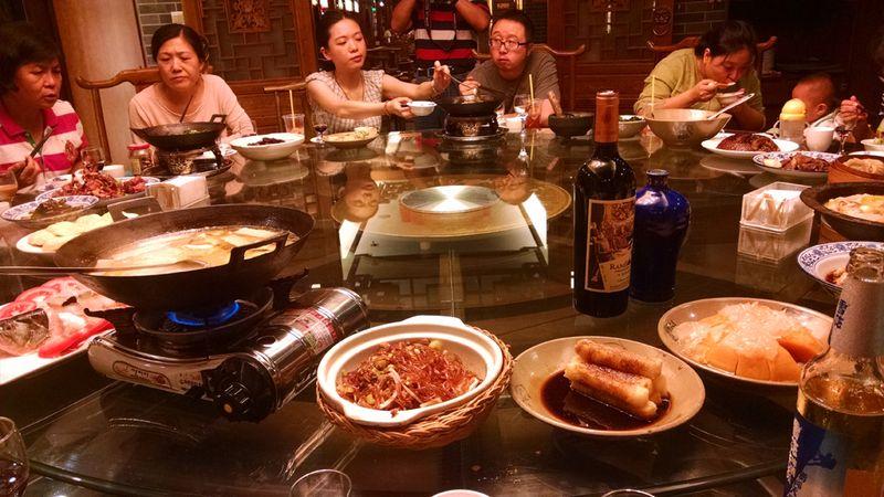 Goodbye Chengdu